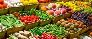 Vegetables eat more fruits and vegetables for a happy life asian