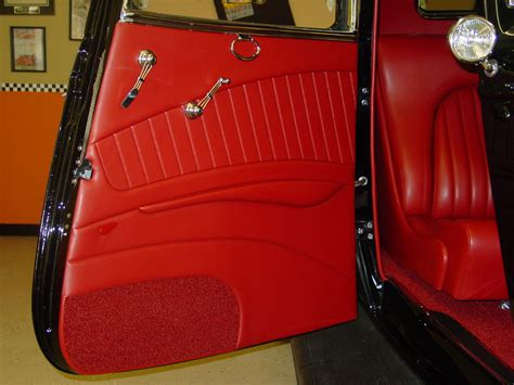 m m upholstery 1934 ford coupe m and m hot rod interiors