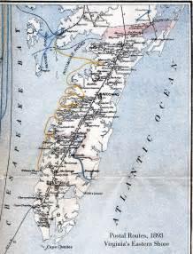 us eastern shore map virginia s eastern shore 1800s