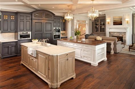 Kitchen Design Layouts With Islands 40 uber luxurious custom contemporary kitchen designs