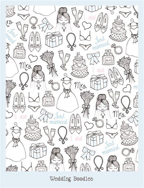 doodle wedding wedding doodles sweet n
