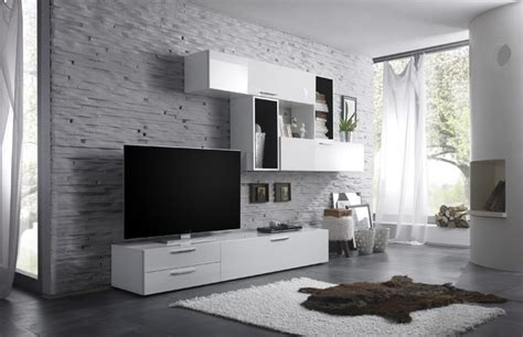 Fixation Murale Tv 1499 by Modern Wall Unit Tv Media Entertainment Center Club