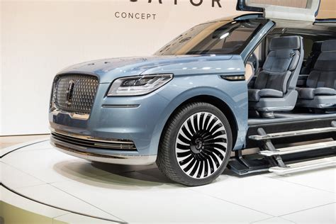 New Lincoln Concept by New Lincoln Navigator Concept Revealed Ford Authority