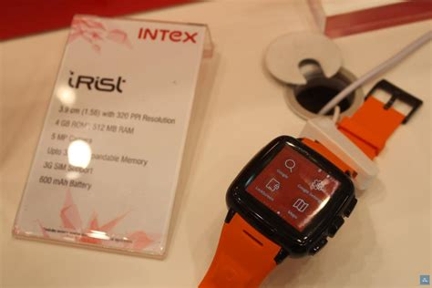 Jam Tangan Pintar Oppo mwc shanghai 2015 jam tangan pintar intex irist amanz