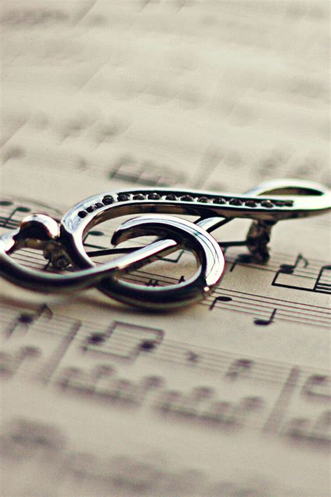 wallpaper for iphone music clef symbol iphone wallpaper hd