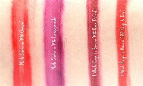 Lipstik Lancome In lancome lipstick review the of