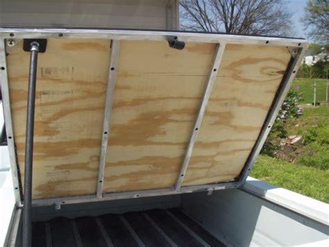 homemade truck bed cover homemade truck bed cover