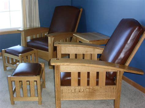 bow arm morris chairs by handplane lumberjocks