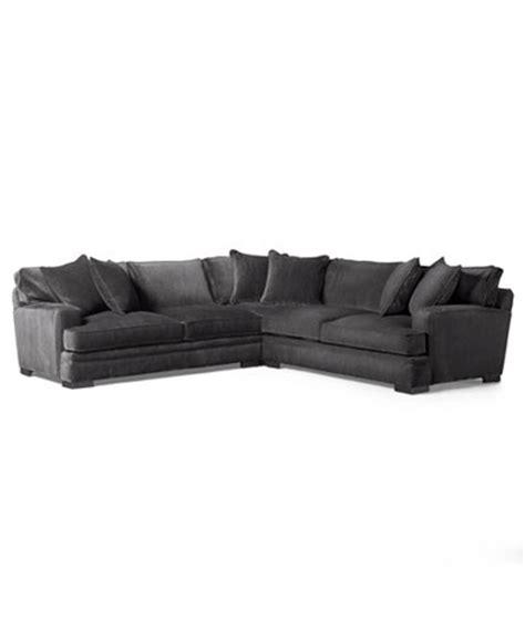 macys orange sectional sofa teddy fabric 3 sectional sofa furniture macy s