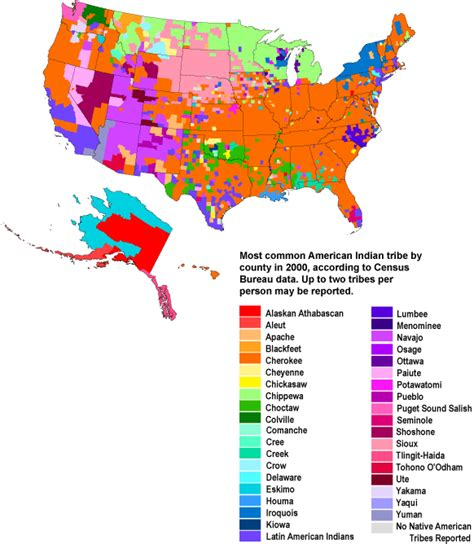 map us indian tribes decision resources