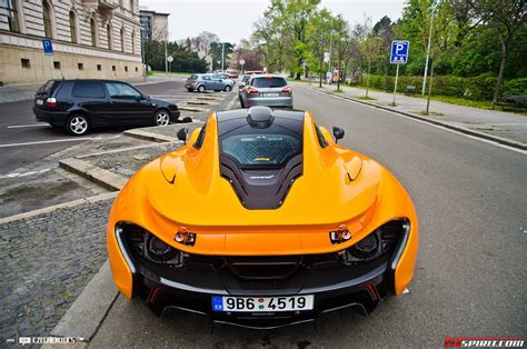 orange mclaren interior orange mclaren p1 from czech republic gtspirit