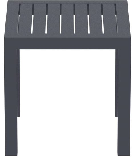 tavolo di plastica tavolino quadrato per esterni tavolino in plastica per