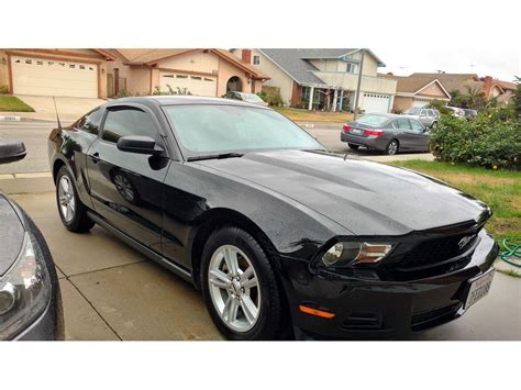 used 2012 mustang used 2012 ford mustang for sale by owner in lakewood ca 90714