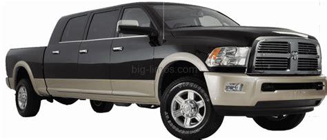 dodge truck limo dodge ram limo custom trucks custom dodge ram truck