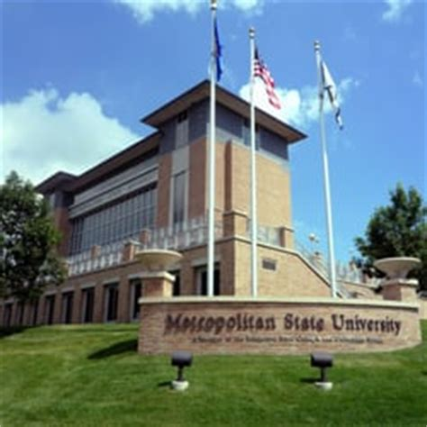 Metro State Mba Mn by Metropolitan State Colleges Universities