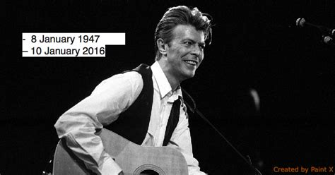january 10 2016 david bowie latest news 14 great musicians we lost in 2016 nsf