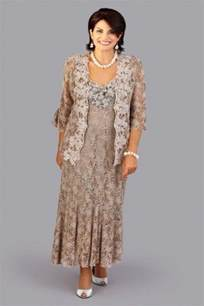 grandmother of the bride dresses plus size