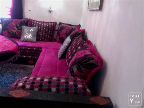 photos canap 233 marocain et noir