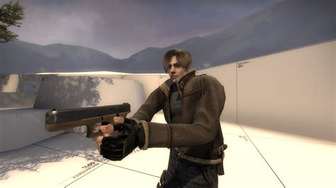 leon s leon s kennedy re4 counter strike global offensive