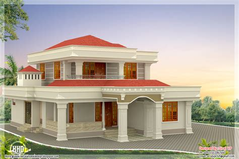 three floor house design india september 2012 kerala home design and floor plans