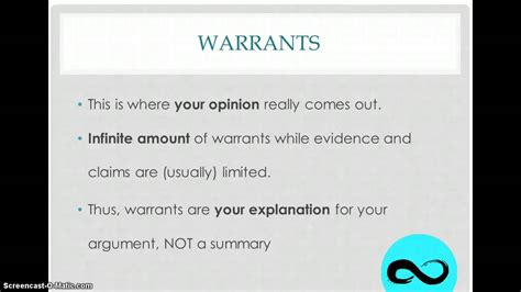 Writing A Search Warrant How To Write A Warrant