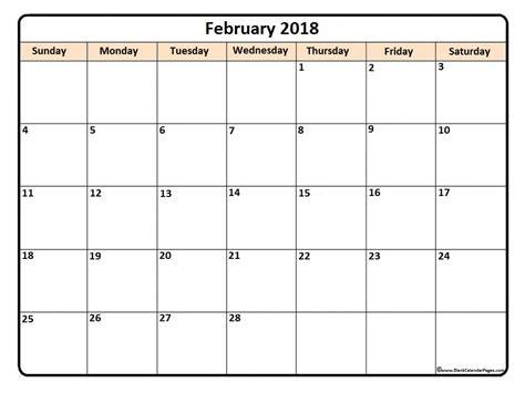printable calendar january february march 2018 february 2018 calendar february 2018 calendar printable