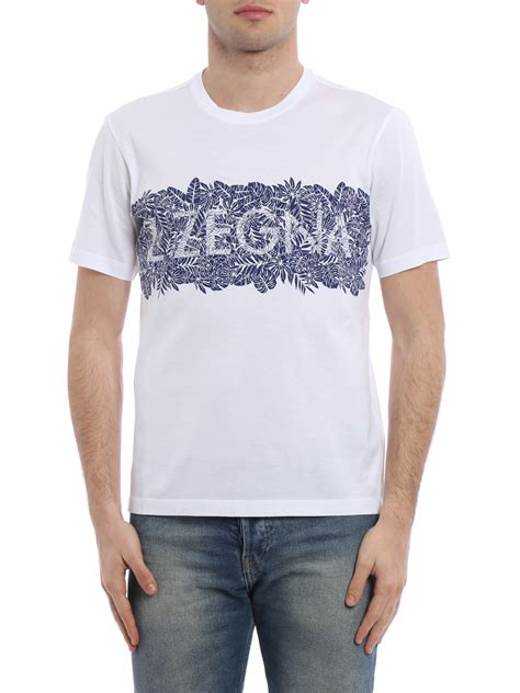 Zeyo S Cotton Printed T Shirt by Z Zegna Printed Cotton T Shirt T Shirts Vm372 Zz630s 6s1 Ikrix