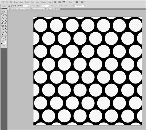 pattern overlay photoshop tutorial mel stz circle overlays to rev your papers