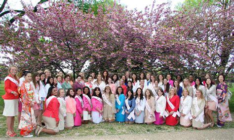 national cherry blossom festival 2012 national cherry blossom festival state society prince