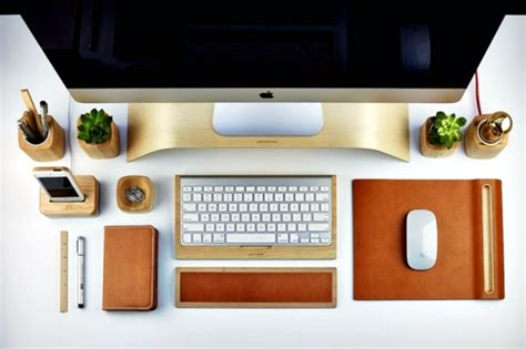 design a desk online desk accessories mouse pad keyboard tray co wood