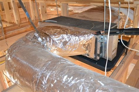 small fans to move heat what do ducted mini splits look like home energy pros forum