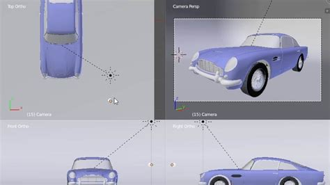 tutorial blender modeling car vehicle modeling in blender
