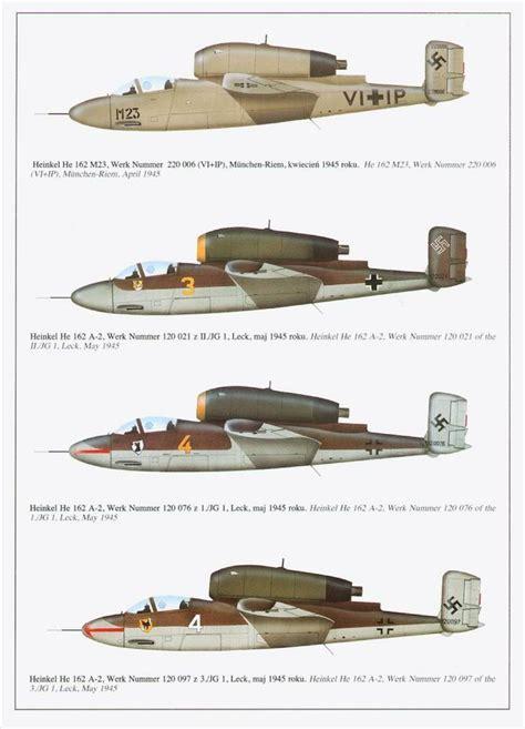 libro he 162 volksjger units heinkel he 162 en messerschmitt me 262 focke wulf fw 190 y luftwaffe