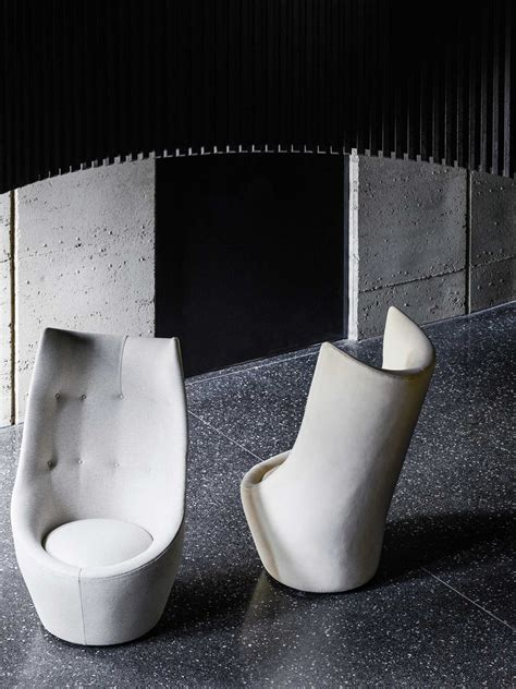 Talking Chair by Relaunch Of Grant Featherston S Australian Furniture Classics