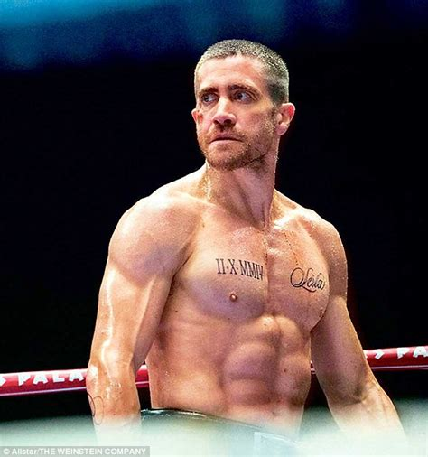 jake gyllenhaal movie southpaw jake gyllenhaal on his new film southpaw global fame and