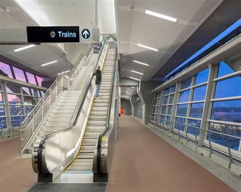 lighting fixtures northern virginia 2015 al design awards dulles metro rail silver line