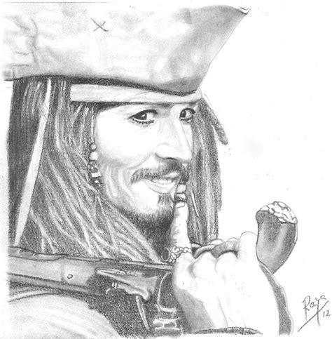imagenes de jack sparow johnny depp coloring pages