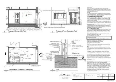 Garage Designs And Prices ace designs scotland amp maz plans architectural service