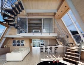 A Frame Style House Three Storey A Frame Vacation Beach House Idesignarch