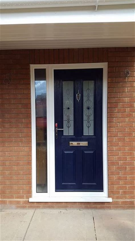 Upvc Composite Front Doors Frosted Composite Upvc Front Door Search House Ideas Doors Front Doors