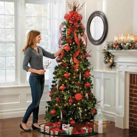 6ft pop uppull up collapsible trees pre decorated pull up artificial tree www indiepedia org