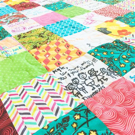Charm Square Quilt by Friendship Charm Square Quilt Tutorial Favequilts
