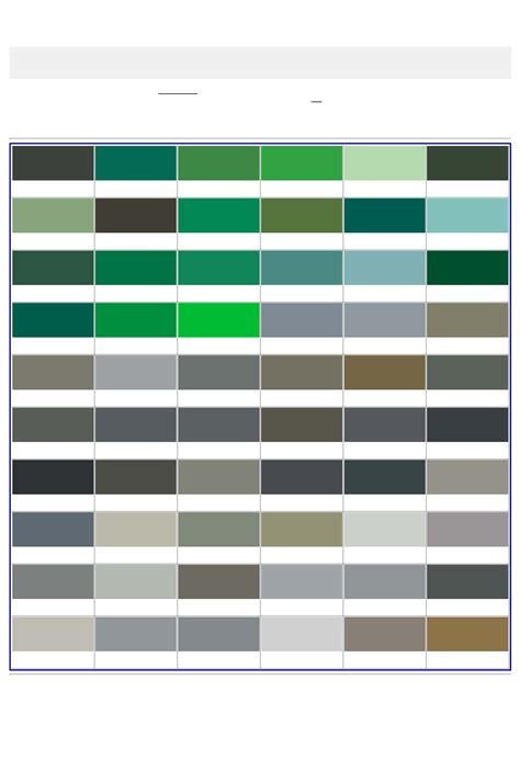 ral color chart ral classic color chart free
