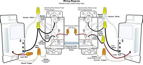 insteon 3 way switch wiring diagram circuit insteon