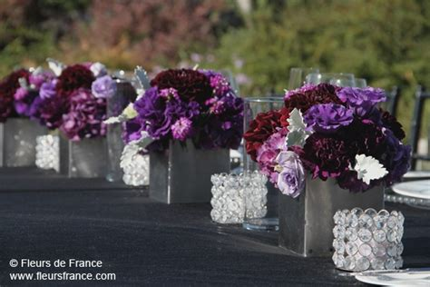 purple and gray wedding centerpieces 323 best purple wedding inspiration images on