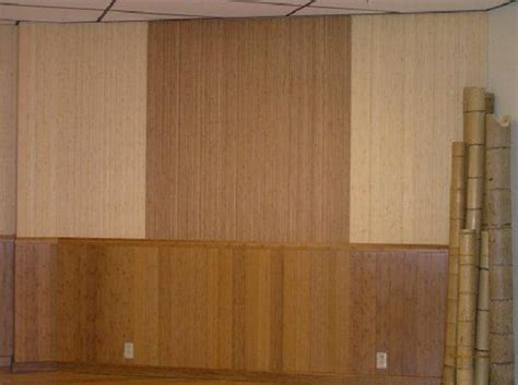 brown paneling bamboo wall panels images