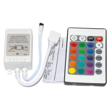 Led Rgb Remot aliexpress buy 24 key ir remote for rgb led light smd 3528 5050 5630 3014