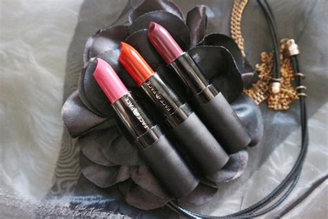 Face2face Lip thick and thin pocket review face2face lipstick electrick pink plum