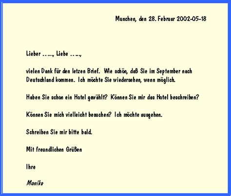 layout of a letter in german a letter search results calendar 2015
