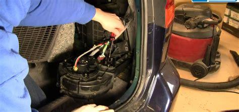 ac fan speed control service manual repair ac heater fan motor on a 2010 lexus